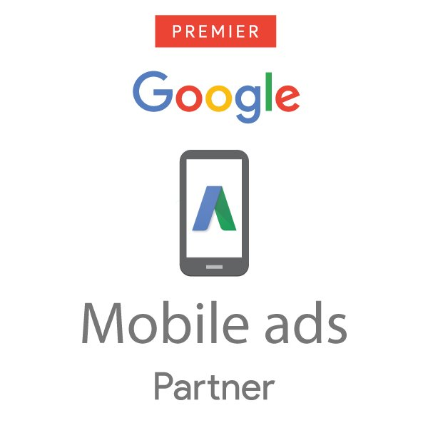 Premium Google Partner - Mobile