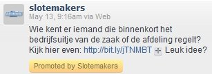 Promoted-Tweet-Nederlands