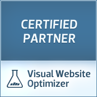 Visual Website Optimizer Certified Partner