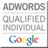 AdWords qualified individual