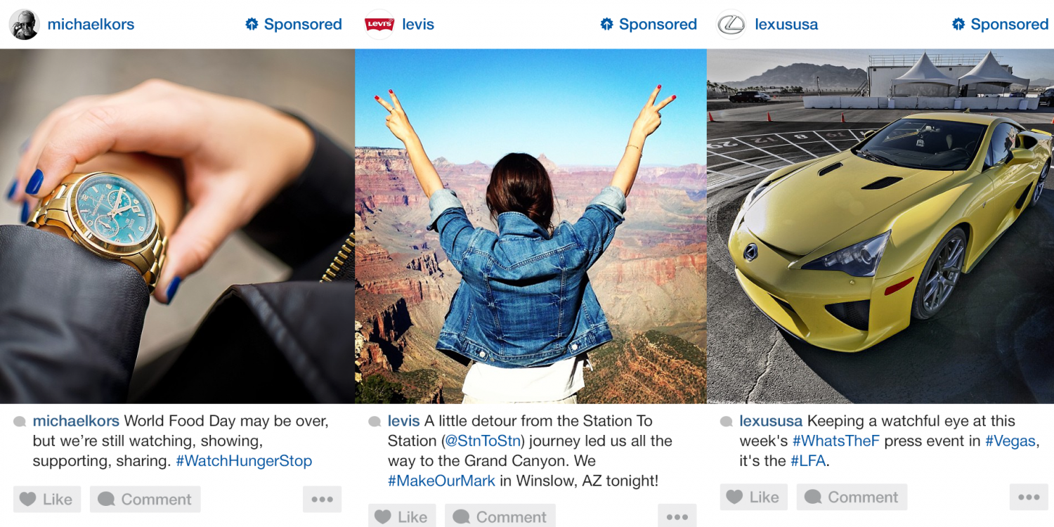 Instagram adverteren in Nederland