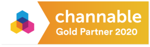 Channable Gold Partner Badge 2020